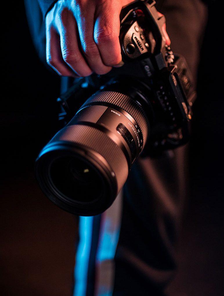Fotografie  und  Imagefilm